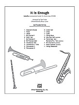 It Is Enough: B-flat Bass Clarinet