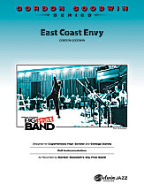 East Coast Envy - As recorded by Gordon Goodwin's Big Phat Band