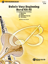 Belwin Very Beginning Band Kit #5: E-flat Alto Saxophone
