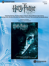 <i>Harry Potter and the Half-Blood Prince</i>, Suite from