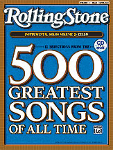 Selections from <i>Rolling Stone</i> Magazine's 500 Greatest Songs of All Time: Instrumental Solos for Strings, Volume 2
