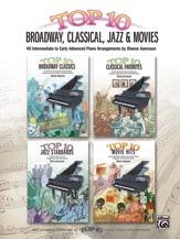 Top 10 Broadway, Classical, Jazz & Movies