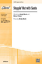 Andy Beck : Steppin' Out with Santa : Showtrax CD : 038081339511  : 00-31180