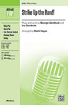 Mark Hayes : Strike Up the Band! : Showtrax CD : 038081339559  : 00-31184