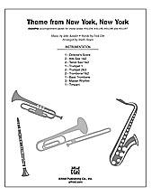 Theme from <i>New York, New York</i>