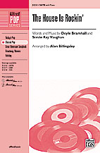 Alan Billingsley : The House Is Rockin' : Showtrax CD : 038081339900  : 00-31219