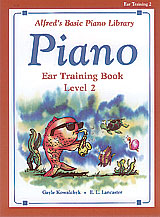 Alfred's Basic Piano Library: Ear Training Book 2