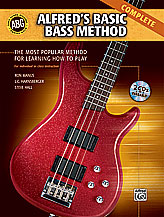 Alfred's Basic Bass Method, Complete