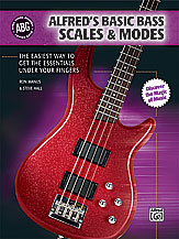 Alfred's Basic Bass Scales & Modes