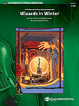 Wizards in Winter: Electric Bass