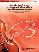 Belwin Beginning String Orchestra Kit #5