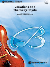 Variations on a Theme by Haydn: 3rd Trombone