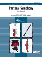 Pastoral Symphony (First Movement): 3rd Violin (Viola [TC])