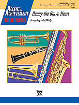 Danny the Brave Heart: 1st B-flat Clarinet