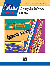 Seaway Festival March: 2nd B-flat Clarinet