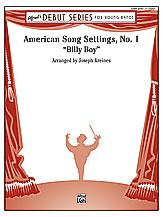 American Song Settings, No. 1