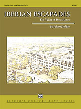 Iberian Escapades: 2nd F Horn