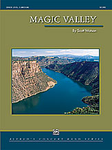 Magic Valley: 1st B-flat Trumpet