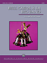 Bell Carol a la Big Band: 1st B-flat Clarinet
