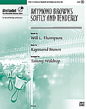 Raymond Brown's 'Softly and Tenderly'