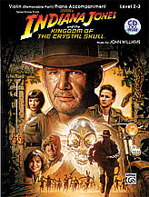 <I>Indiana Jones and the Kingdom of the Crystal Skull</I> Instrumental Solos for Strings
