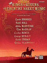 Kings & Queens of Country Sheet Music