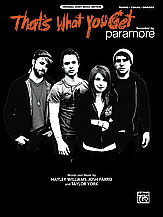 That's What You Get (Paramore)