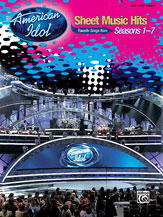 American Idol Sheet Music Hits (Seasons 1-7)