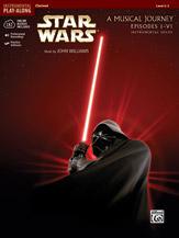 Star Wars Instrumental Solos (Movies I-VI) (Book &