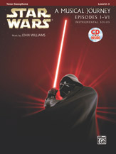 Star Wars Instrumental Solos (Movies I-VI) (Book &