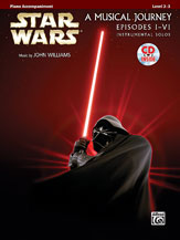<I>Star Wars</I> Instrumental Solos (Movies I-VI)