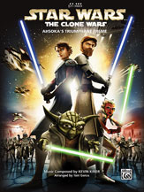 Ahsoka's Triumphant Theme (from <i>Star Wars : The Clone Wars</i>)