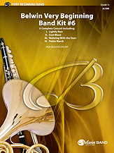 Belwin Very Beginning Band Kit #6: B-flat Tenor Saxophone