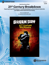 <i>21st Century Breakdown,</i> Suite from Green Day's