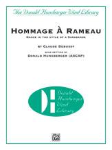 Hommage à Rameau: (wp) E-flat Tuba T.C.