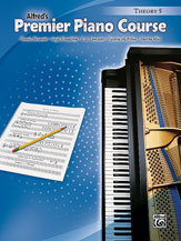Premier Piano Course, Theory 5