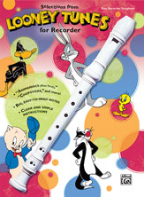 Looney Tunes for Recorder