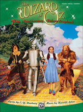 Harold Arlen : The Wizard of Oz: 70th Anniversary Deluxe Songbook (Vocal Selections) : Solo : Songbook : 038081356495  : 00-32755