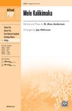 Mele Kalikimaka : 2-Part : Jay Althouse : Bette Midler : Sheet Music : 00-32924 : 038081358321