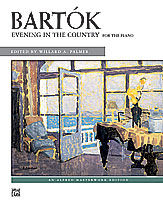 Bartok, Evening in the Country
