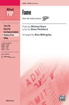 Alan Billingsley : Fame : Showtrax CD : 038081359212  : 00-33013