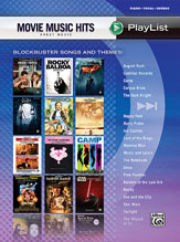 Movie Music Hits Sheet Music Playlist