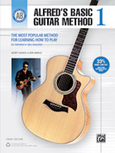 Alfred's Basic Guitar Method 1 (Third Edition)