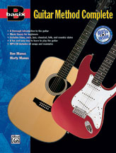 Basix : Guitar Method, Complete