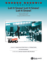 Let It Snow! Let It Snow! Let It Snow!: Piano Accompaniment