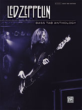 Led Zeppelin: Bass TAB Anthology