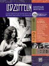 Couverture Led Zeppelin Guitar Method