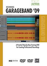 Alfred's Pro Audio Series: Beginning GarageBand '09