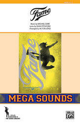 Fame (Conductor Score & Parts) (Marching Band), Mo