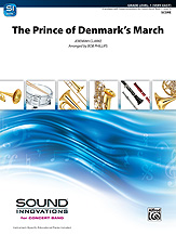 The Prince of Denmark's March: 2nd E-flat Alto Saxophone